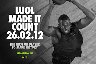 basketball, luol deng, london, nike, hoops