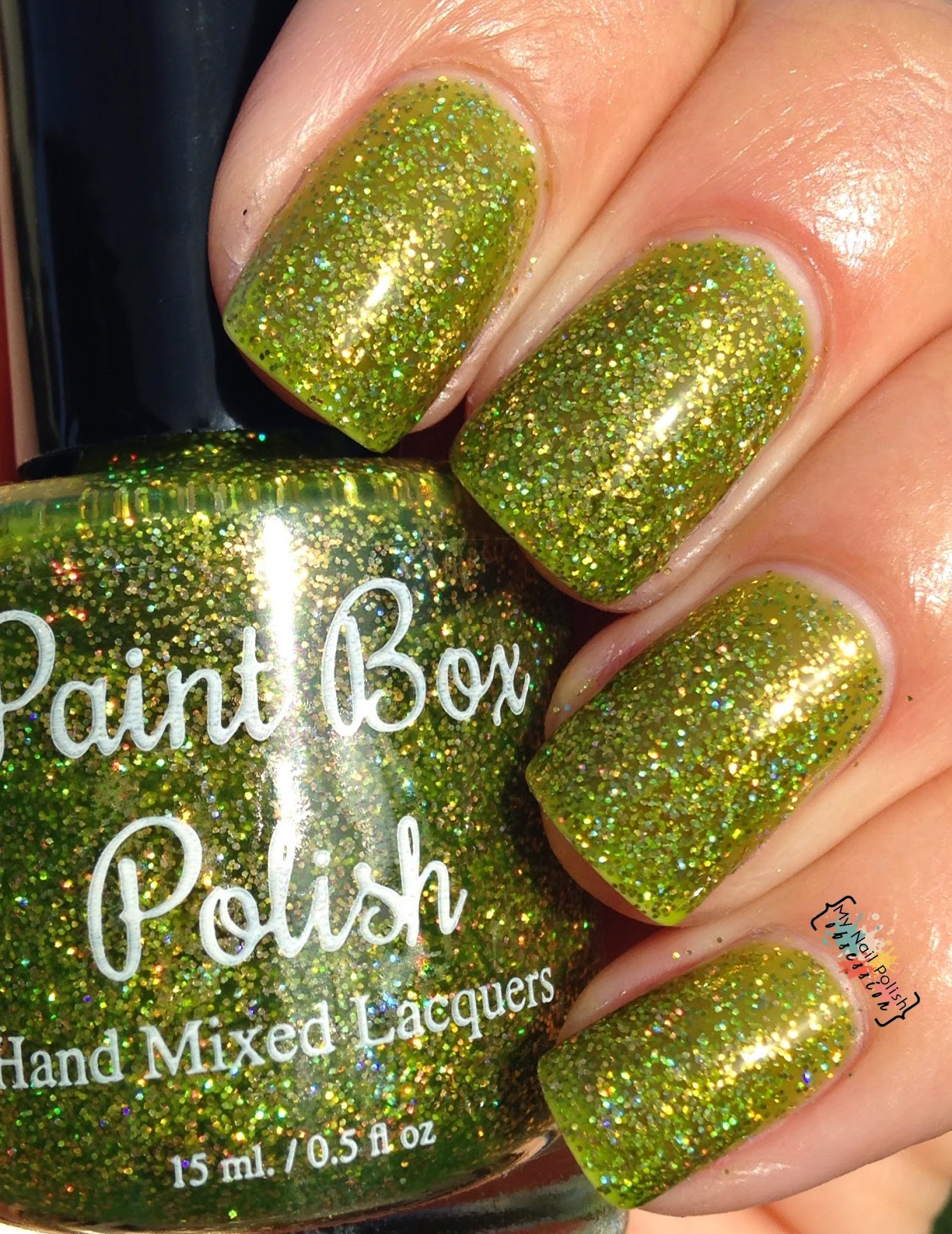 Paint Box Polish A Dragon Is Not A Slave