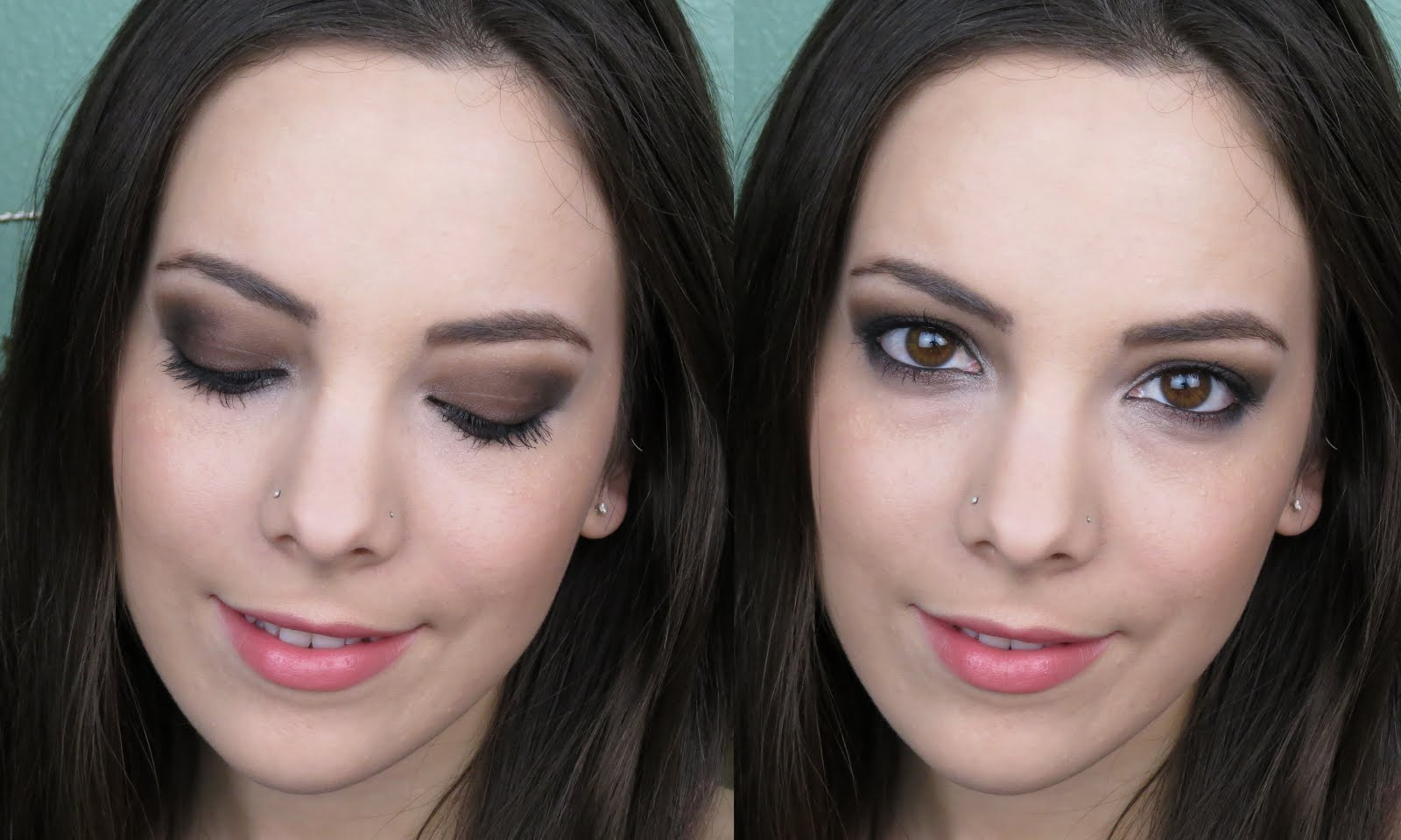 True beauty lies within you smoky eye night out makeup this time ill be showing you how to achieve a smoky eye full face makeup tutorial thats perfect for a night out or maybe even for a special someone on baditri Gallery