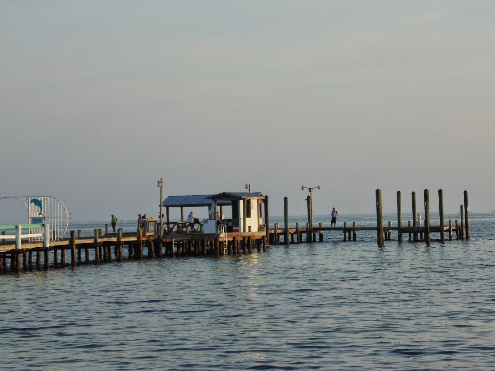 Pine island florida sun comes up like thunder over bokeelia for Bokeelia fishing pier
