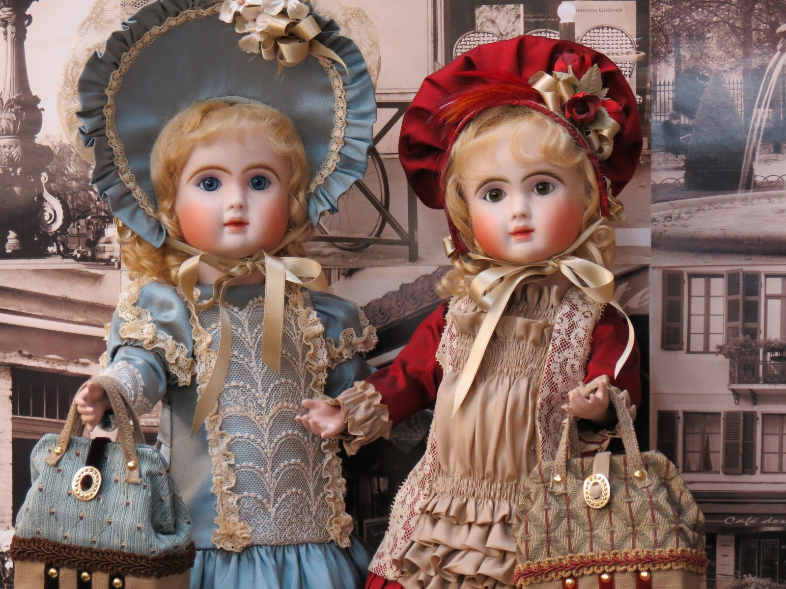 Absentee Souvenir Frenchette Dolls And Workshop Kits Will Be Available For Purchase To Non Attendees Please Contact Connie More Info