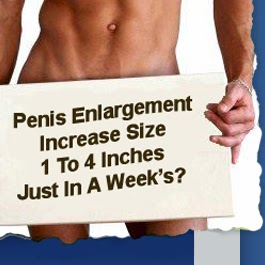 To what age can enlarge your penis