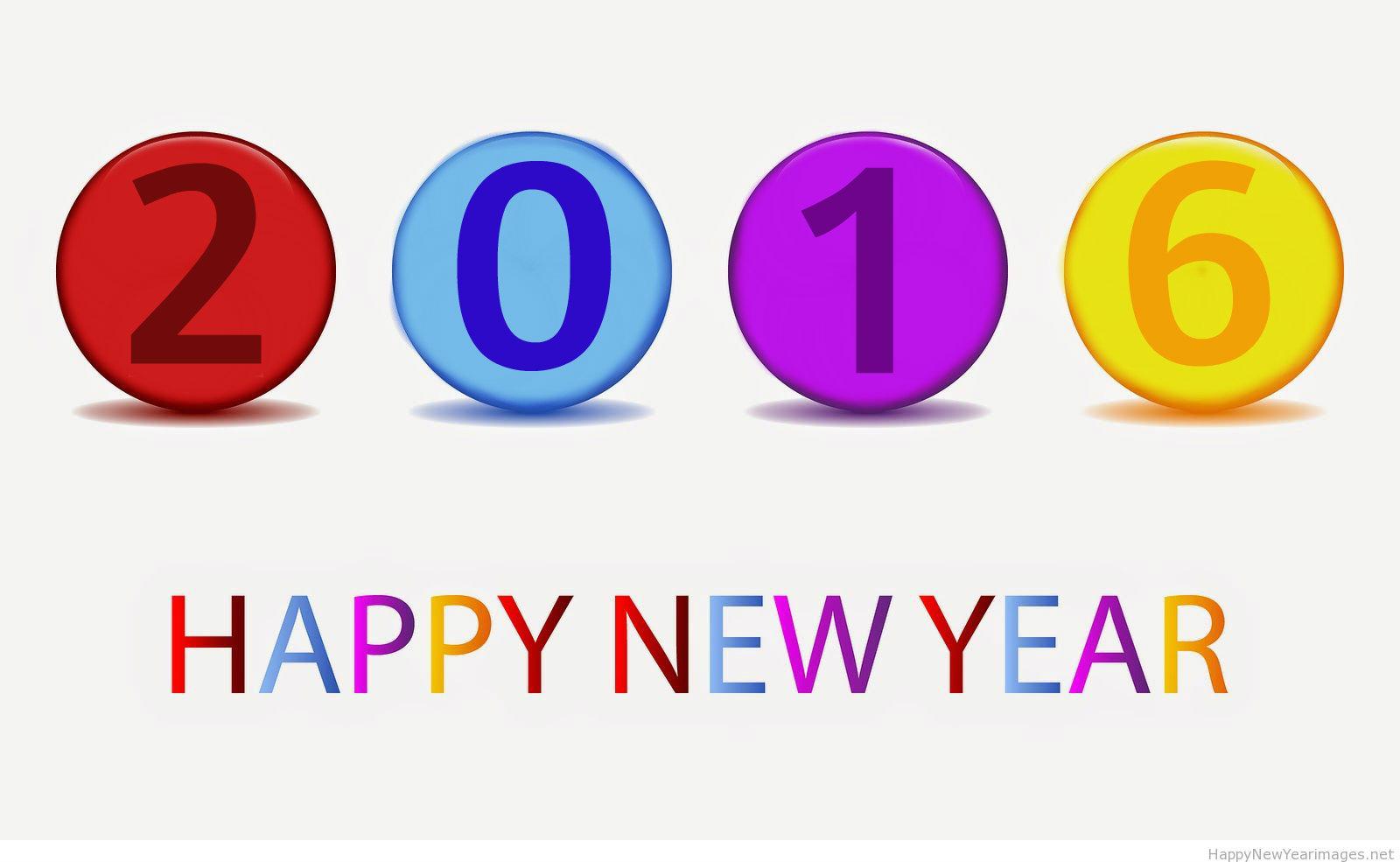 TRUSTWORTHY SAYINGS: Happy New Year 2016