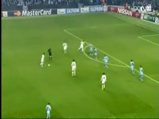 اهداف مبارة مانشستر سيتي 1 - 2 سسكا موسكو  5-11-2014 دورى ابطال اوربا