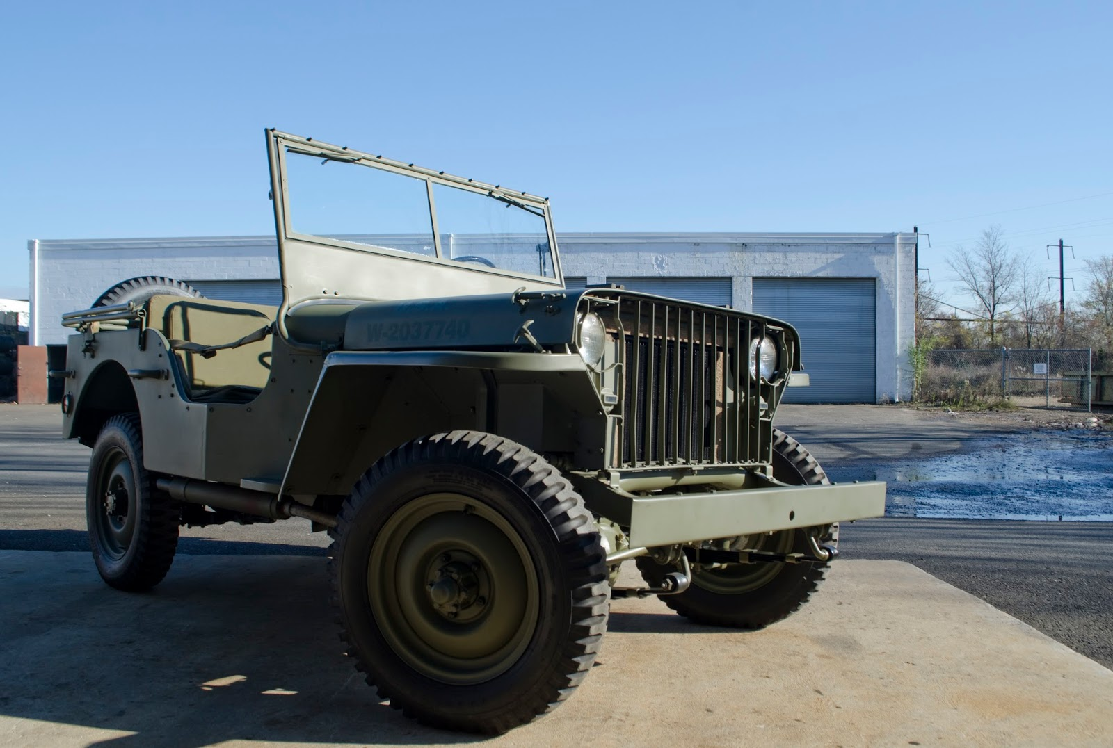 Ford Factory 5 >> War Jeep Stories: The Original Willys Jeep | 1941 Slat Grille (PHOTOS, VIDEO)
