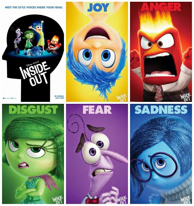 Review Movie: Inside Out!