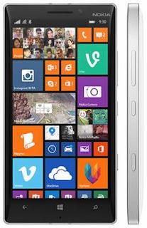 Harga Hp Nokia Terbaru, Nokia Lumia 830 dan Lumia 930