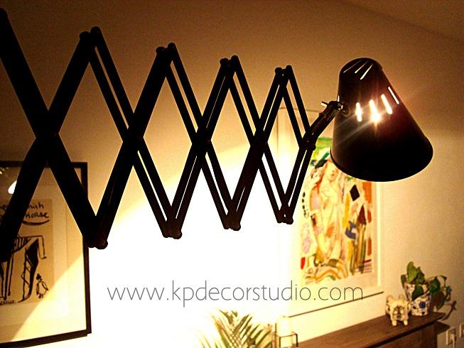 Kp tienda vintage online aplique industrial extensible - Flexos de pared ...