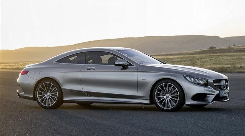 Αποκάλυψη: Η Mercedes S-Class Coupe!