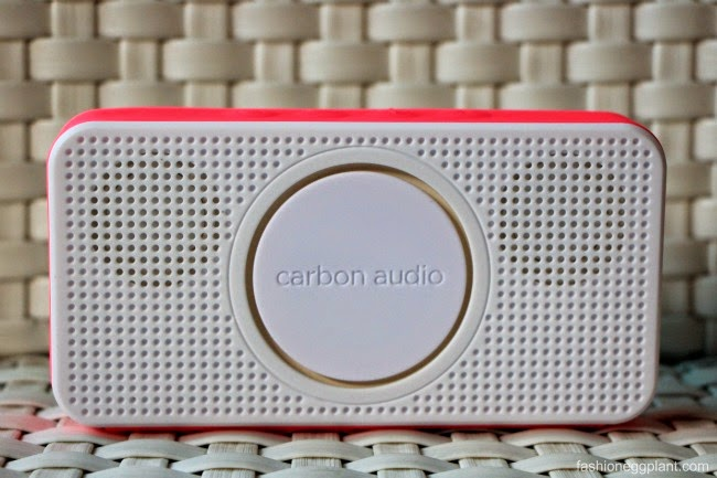 carbon audio pocket speaker manual