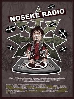 Todos los programas Noseke Radio