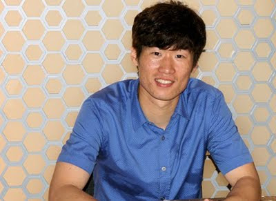 Ji sung Park man utd Asia Trophy Tour Hong Kong