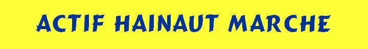 Actif Hainaut Marche