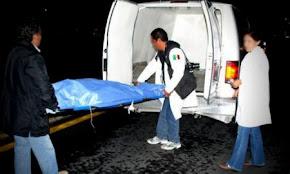 APARECE MUERTO UN HOMBRE EN LOMA DE LAS FLORES EN COATEPEC
