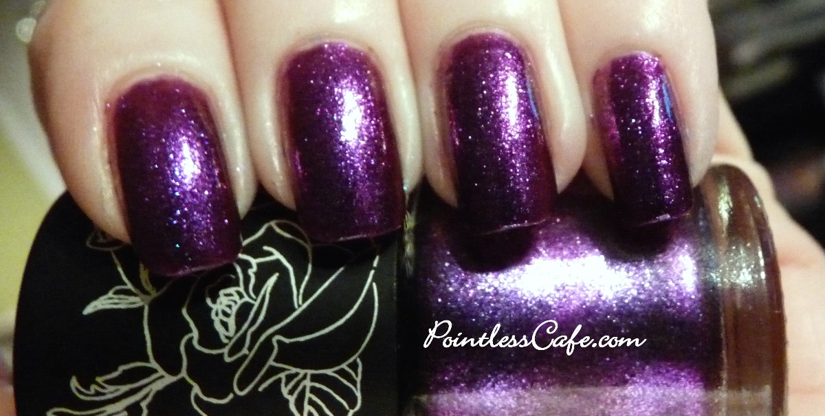 Fancy Kat Von D Piaf Nail Polish Pictures - Nail Paint Design Ideas ...