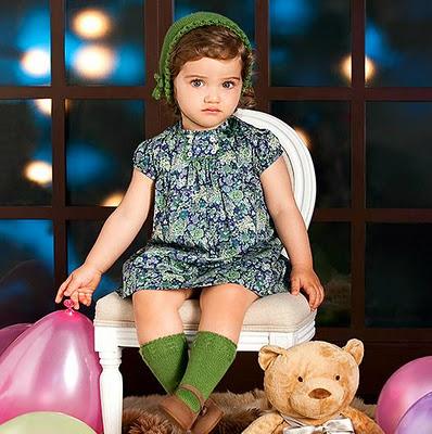 Kids Fashion: Herbst Winter 2012 Nanos