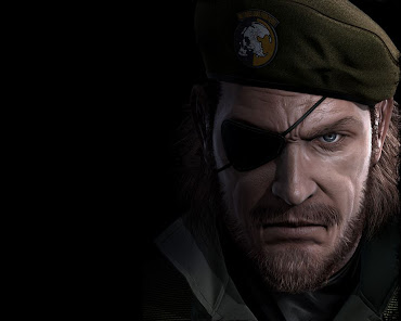 #31 Metal Gear Solid Wallpaper