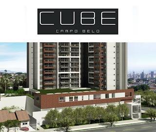 Cube Campo Belo apartamentos