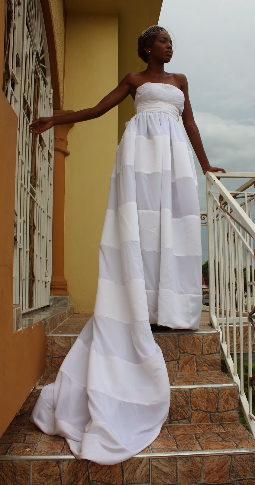 Wedding Dress For   In Jamaica : Less in jamaica tying the knot wedding dresses by clay
