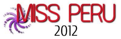CASTING MISS PERU 2012
