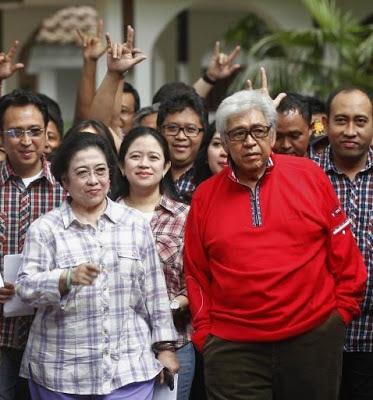 Suami Megawati Sukarnoputri meninggal dunia