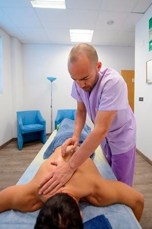 masajes de descarga