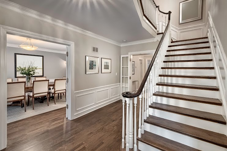 Gray Foyer Colors : Benjamin moore edgecomb gray color spotlight