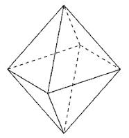 Geometría Sagrada al Descubierto Octahedron