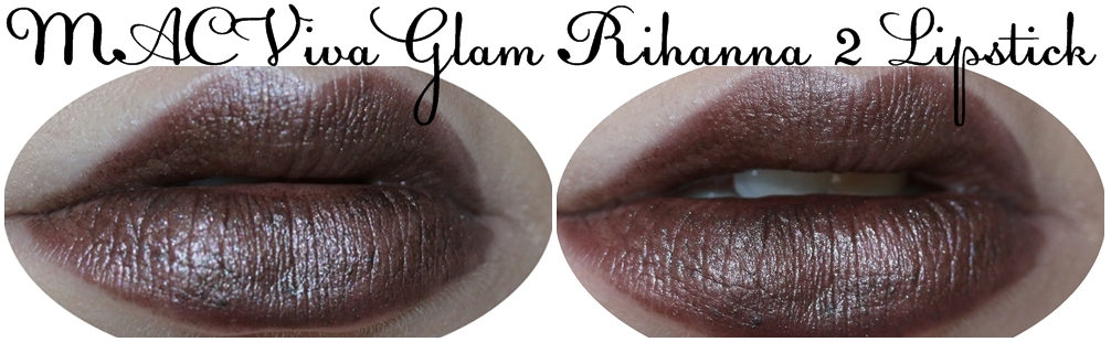 MAC Viva Glam Rihanna 2