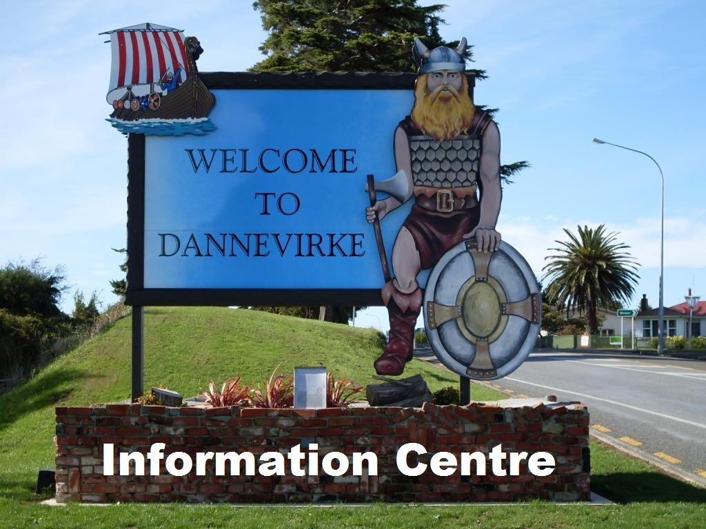 Dannevirke Information Centre Inc