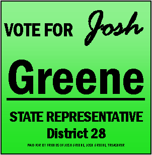 Josh Greene for State Representative