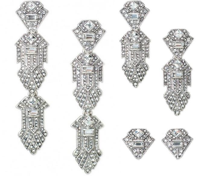 Wedding Spirit Stella&dot bijoux pour jolie fille boucle d'oreille casablanca 3 en 1