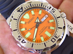 SEIKO DIVER ORANGE MONSTER FIRST GEN - SEIKO SKX781 - AUTOMATIC 7S26 - MINT CONDITION