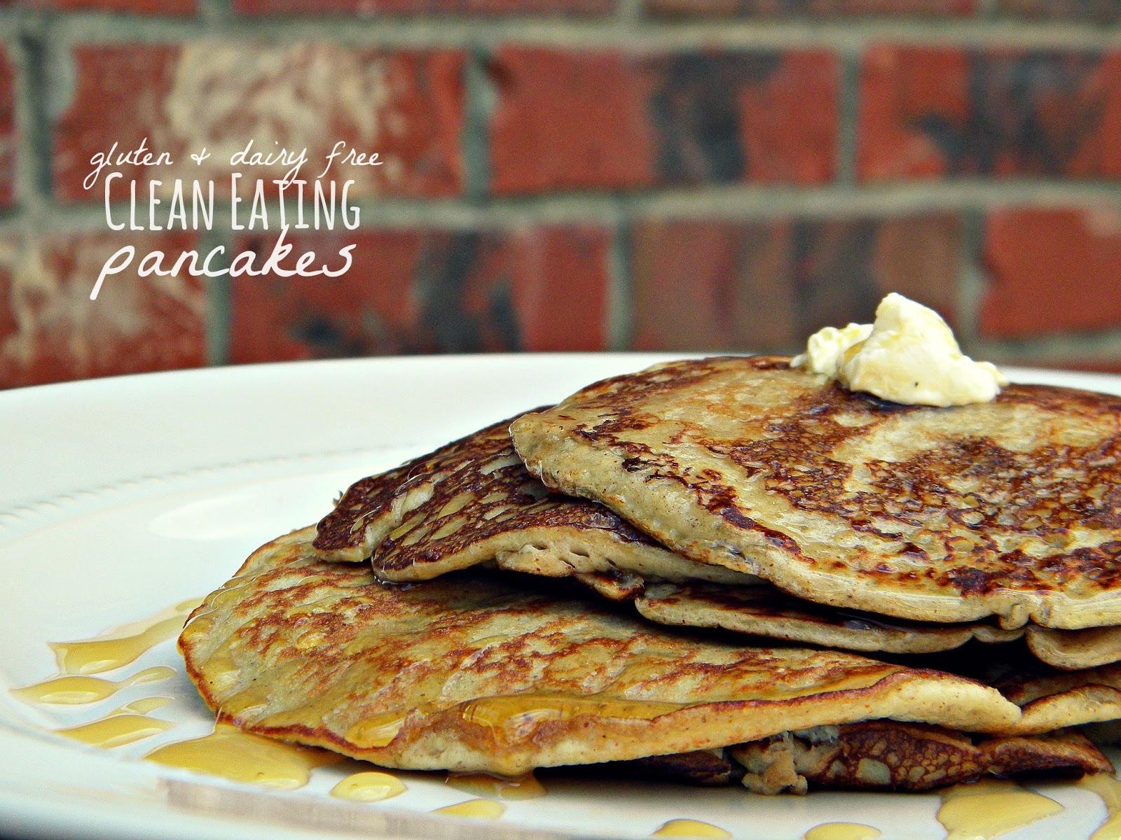 Clean Eating 2 Ingredient Pancakes Louisiana Bride