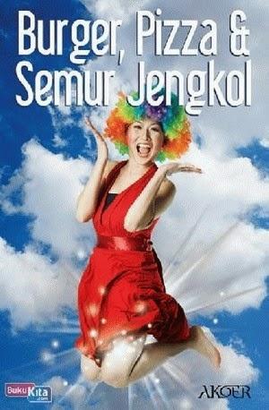 Novel Burger,Pizza Semur Jengkol