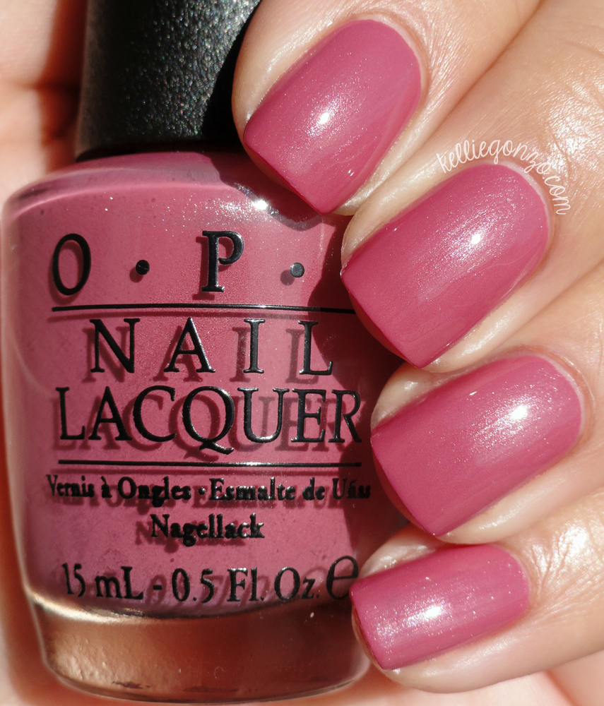 OPI Just Lanai-ing Around Hawaii Collection