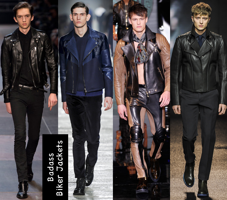 mens fall 2013 biker jackets