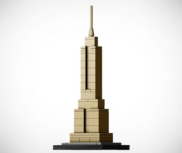 Lego Architecture Set Empire State Building