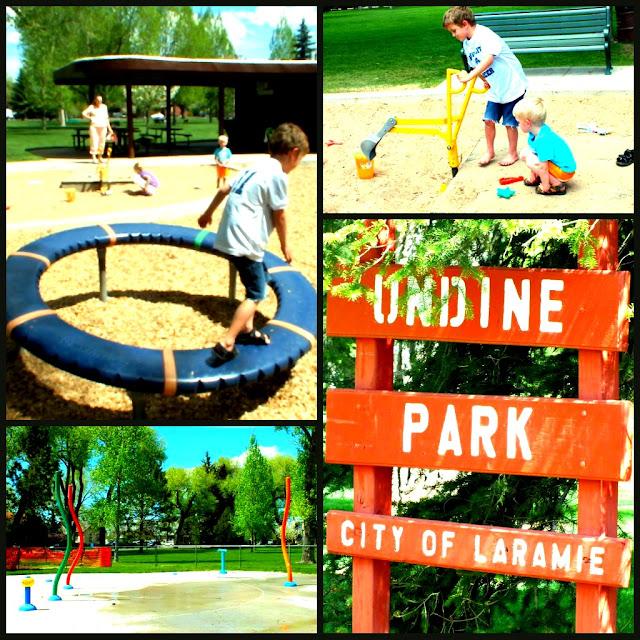 Laramie parks
