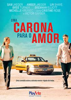 Filme Poster Uma Carona Para o Amor DVDRip XviD Dual Audio & RMVB Dublado