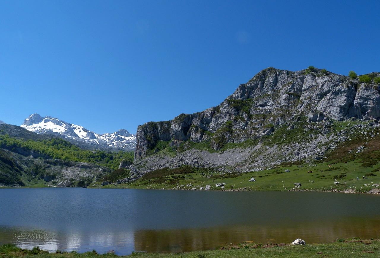 Lago Enol Asturias
