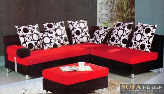 Sofa vải G053
