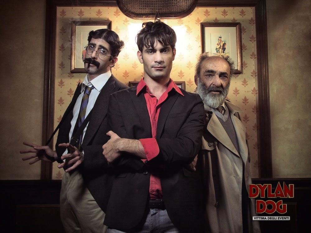 Dylan Dog - Vittima degli Eventi | Streaming & Recensione