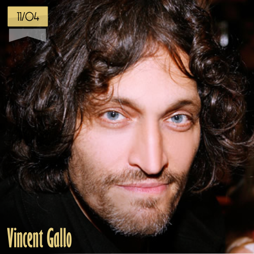 11 de abril | Vincent Gallo - @MusicaHoyTop | Info + vídeos