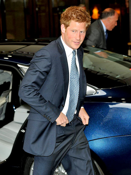 Who Knew Prince Harry Was This Handsome???