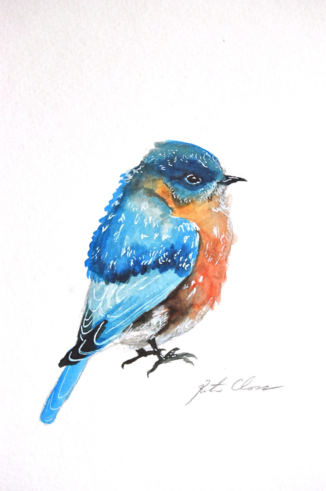 """analysis of bluebird This poem is about a bird with two identities like most people who have two personalities, one for the public and one for the private the first couple of stanzas introduces the bluebird that is viewed with this magnificent beauty in stanza 3, the bluebird """"sings a sad song"""" which refers to a cry of."""