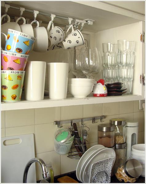 decoracao cozinha nichos : decoracao cozinha nichos: & Decoração: Nichos e Prateleiras úteis e decoradas na cozinha