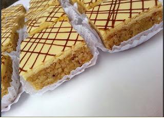Recette des gâteaux Castels