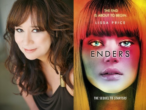 Lissa Price, author of Enders