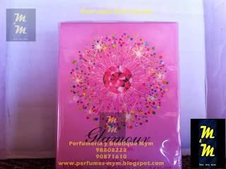 perfume glamour pour femme 100 ml